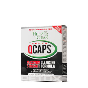 Super QCaps™ | GNC