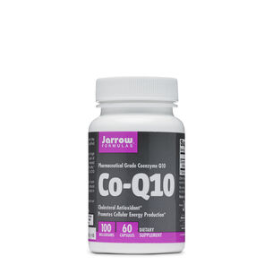 GNC Jarrow Formulas Co-Q10 100mg