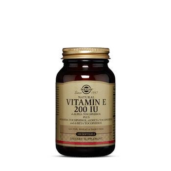 Vitamin E 134 MG | GNC