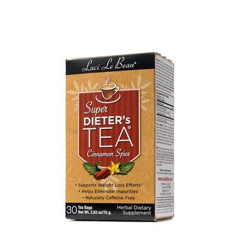 Super Dieter's Tea® - Cinnamon SpiceCinnamon Spice | GNC