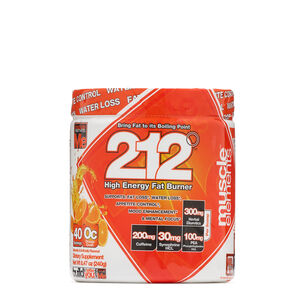212 High Energy Fat Burner - Orange CrushOrange Crush | GNC