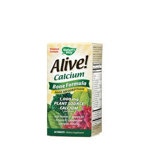 GNC Nature's Way Alive! Calcium - Bone Formula