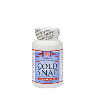 Cold Snap Caps | GNC