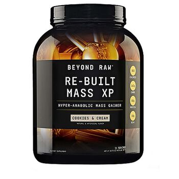 Re-Built Mass XP - Cookies and CreamCookies and Cream | GNC