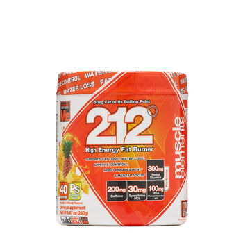 212 High Energy Fat Burner - Pineapple SplashPineapple Splash | GNC