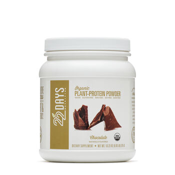 Organic Plant-Protein Powder - ChocolateChocolate | GNC