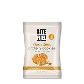 Power Bites Protein Cookies - Peanut Butter | GNC