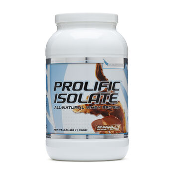 PROLIFIC™ ISOLATE - Chocolate Peanut ButterChocolate Peanut Butter | GNC