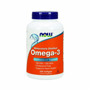 GNC Now Omega-3