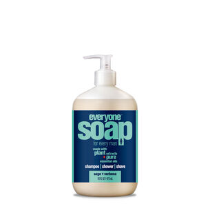 3 in 1 Soap - Sage and VerbenaSage and Verbena | GNC