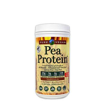 Pea Protein - Vanilla | GNC