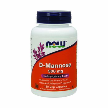D-Mannose - 500mg | GNC