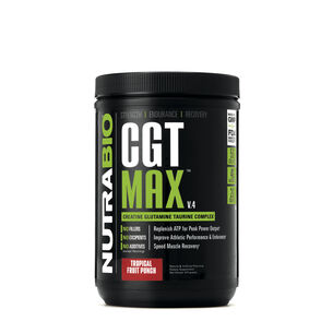 CGT Max - Tropical Fruit Punch | GNC