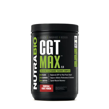 CGT Max - Tropical Fruit PunchTropical Fruit Punch | GNC