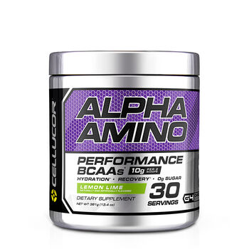Alpha Amino™ - Lemon LimeLemon Lime   GNC