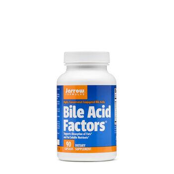 Bile Acid Factors   GNC