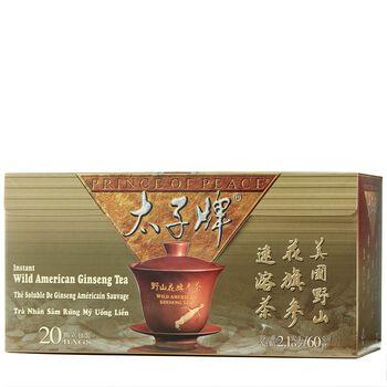 Instant Wild American Ginseng Tea | GNC