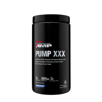 Pump XXX - Blue RaspberryBlue Raspberry | GNC