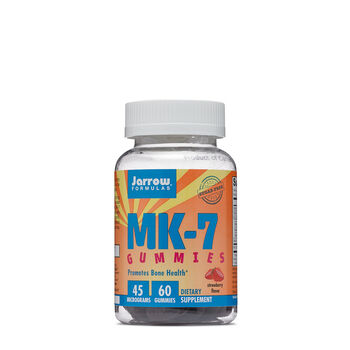 MK-7 Gummies - Strawberry | GNC
