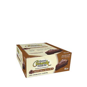Gourmet Cheesecake® Protein Bar - Choocolate Truffle CheesecakeChocolate Truffle Cheesecake | GNC
