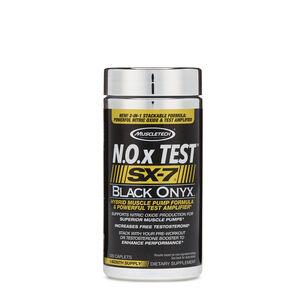 N.O.x Test™ SX-7® Black Onyx™ | GNC