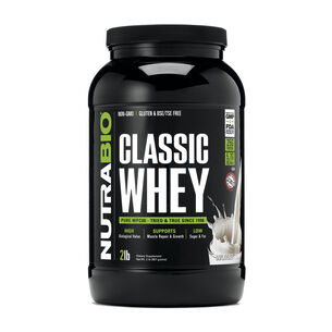 Classic Whey Protein - UnflavoredUnflavored | GNC