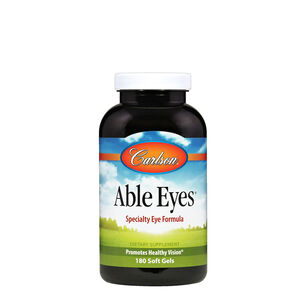 Able Eyes® | GNC