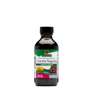 Cascara Sagrada 5,000mg | GNC