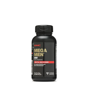 Mega Men® Mini - NEW 60% Smaller | GNC