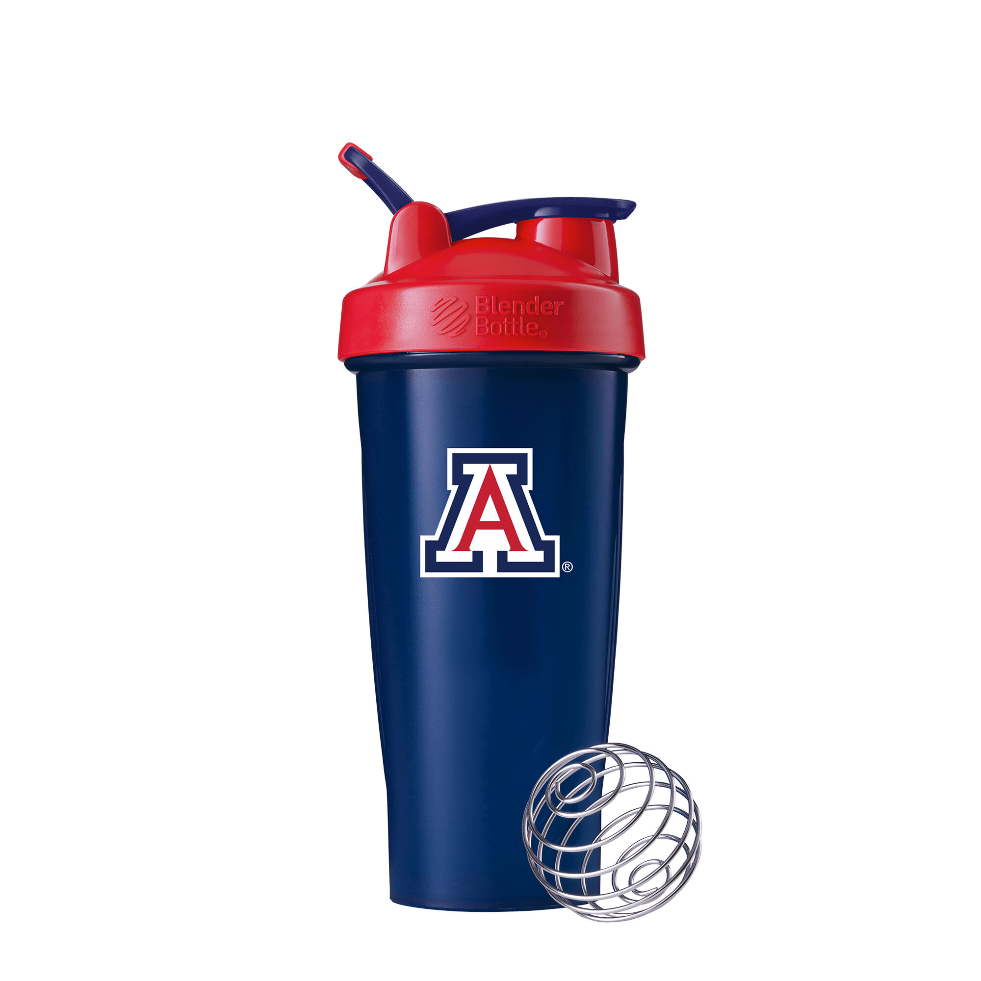 BlenderbottleCollegiate Shaker Bottle Arizona 1 Item(s) Blender BottleMixers Shakers And Bottles
