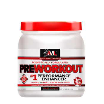 Pre-Workout - Fruit Punch | GNC