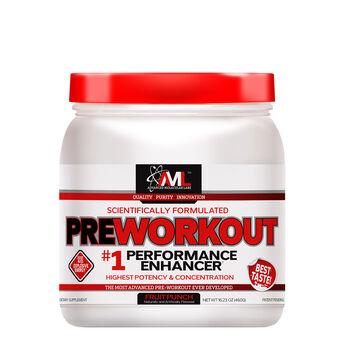 Pre-Workout - Fruit Punch | GNC