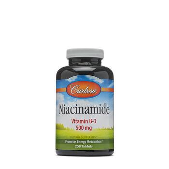 Niacinamide 500 mg | GNC