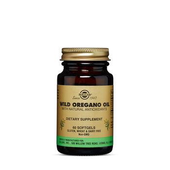 Wild Oregano Oil | GNC