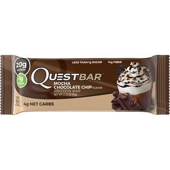 Quest Bar® - Mocha Chocolate ChipMocha Chocolate Chip | GNC