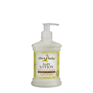 Baby Lotion Shea Butter and Calendula - Tangerine & Vanilla | GNC