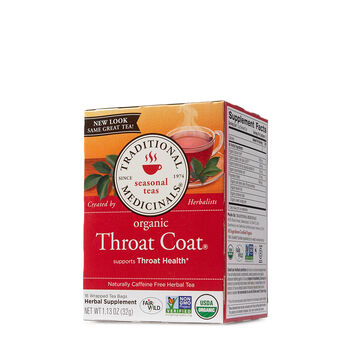 Throat Coat® | GNC