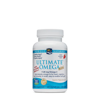 Ultimate® Omega Mini - Strawberry | GNC