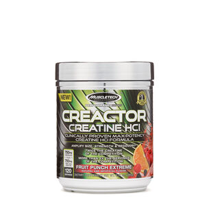 Creactor™ - Fruit Punch ExtremeFruit Punch Extreme | GNC