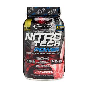 Nitro-Tech™ Power - StrawberryStrawberry | GNC