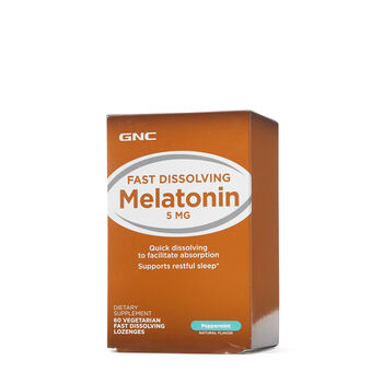 Melatonin 5 MG - Peppermint | GNC