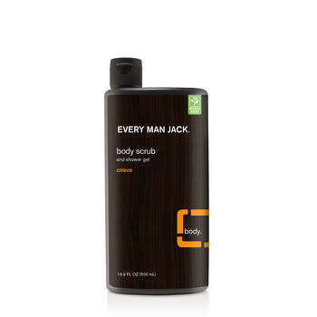 Body Scrub and Shower Gel – Citrus | GNC