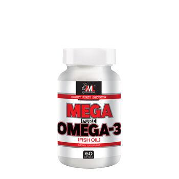 Mega Pure Omega-3 | GNC