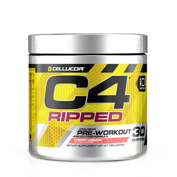 C4® Ripped - Cherry LimeadeCherry Limeade | GNC