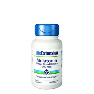 Melatonin Timed Release 300 mcg | GNC