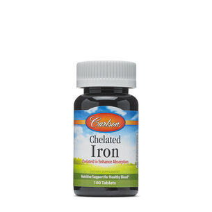 Chelated Iron | GNC