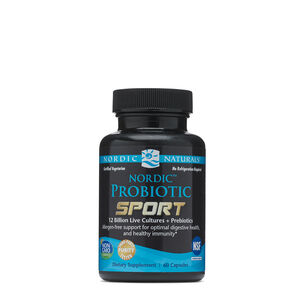 Nordic Probiotic Sport 12 BIllion Live Cultures | GNC