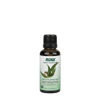 100% Pure & Certified Organic Eucalyptus | GNC