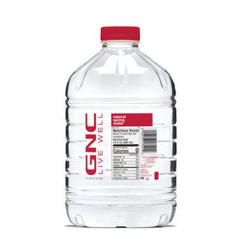 Natural Spring Water | GNC