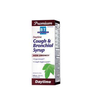 Daytime Cough & Bronchial Syrup | GNC